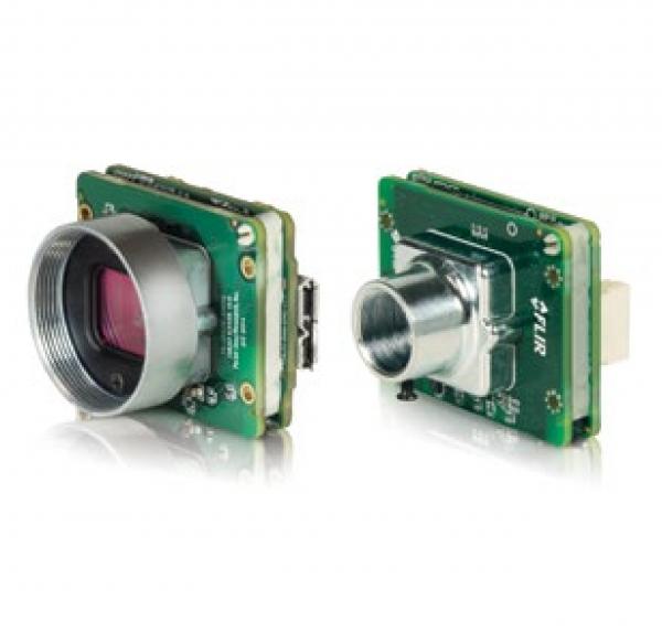 FLIR board level cameras of the Chameleon3 series