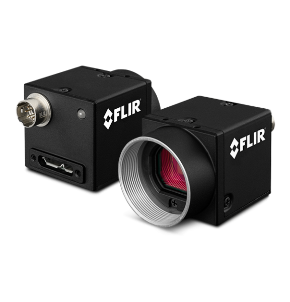 Camera by FLIR; Blackfly S series