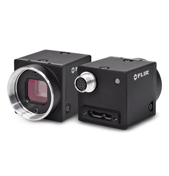 FLIR cameras of the FLEA3 series